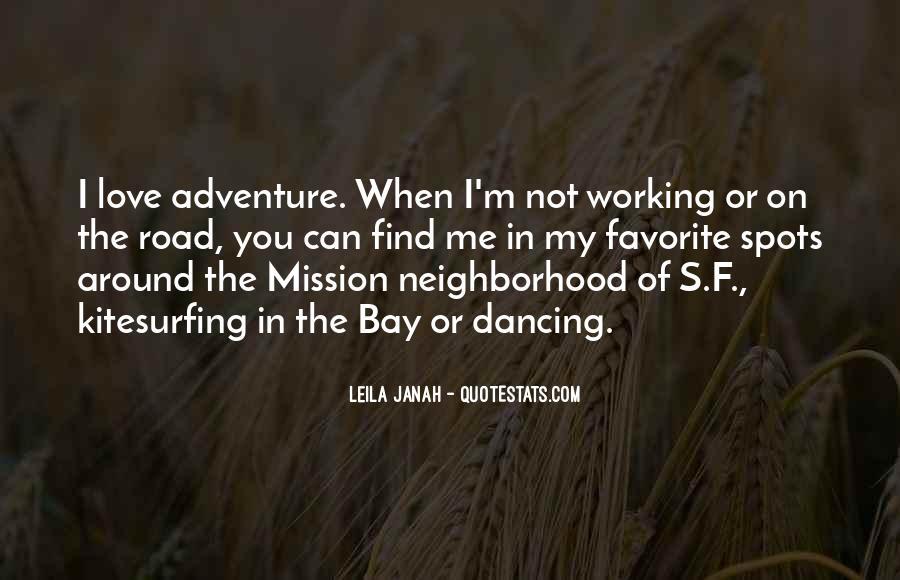 Leila Janah Quotes #1044230
