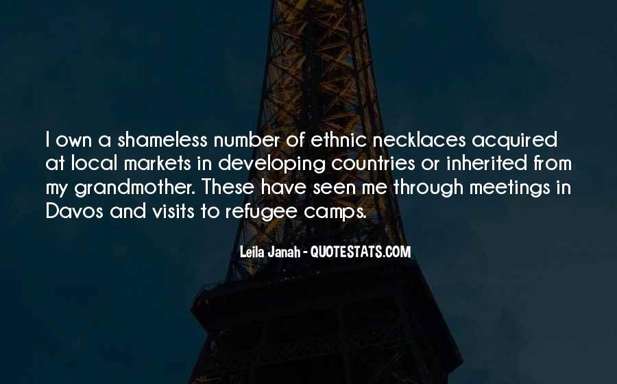 Leila Janah Quotes #1192036