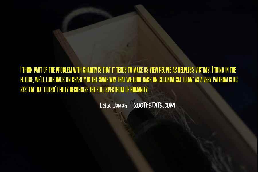 Leila Janah Quotes #1196193