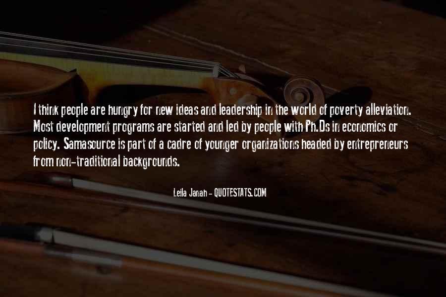 Leila Janah Quotes #1262288
