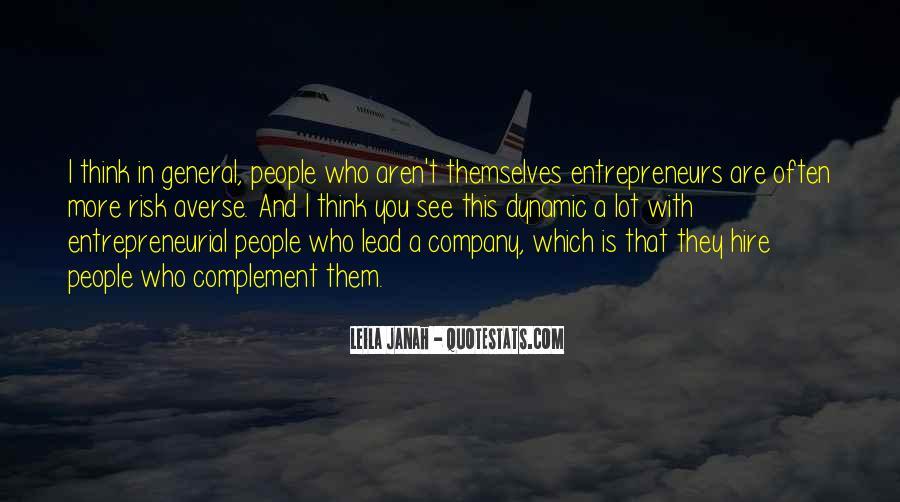 Leila Janah Quotes #1295673