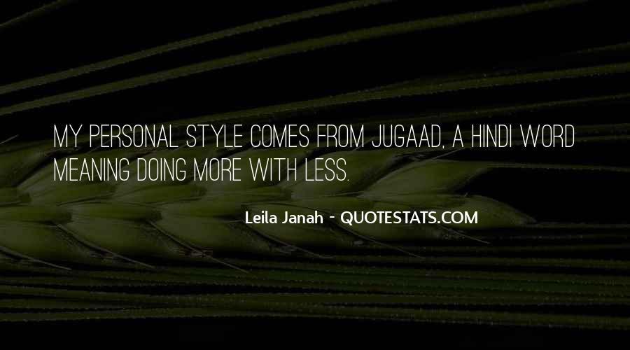 Leila Janah Quotes #1457024