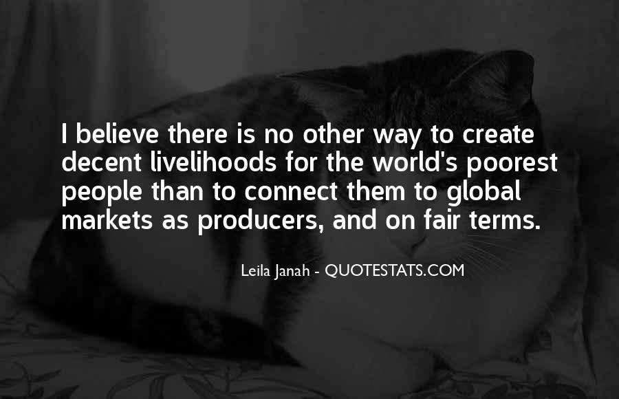 Leila Janah Quotes #1584882