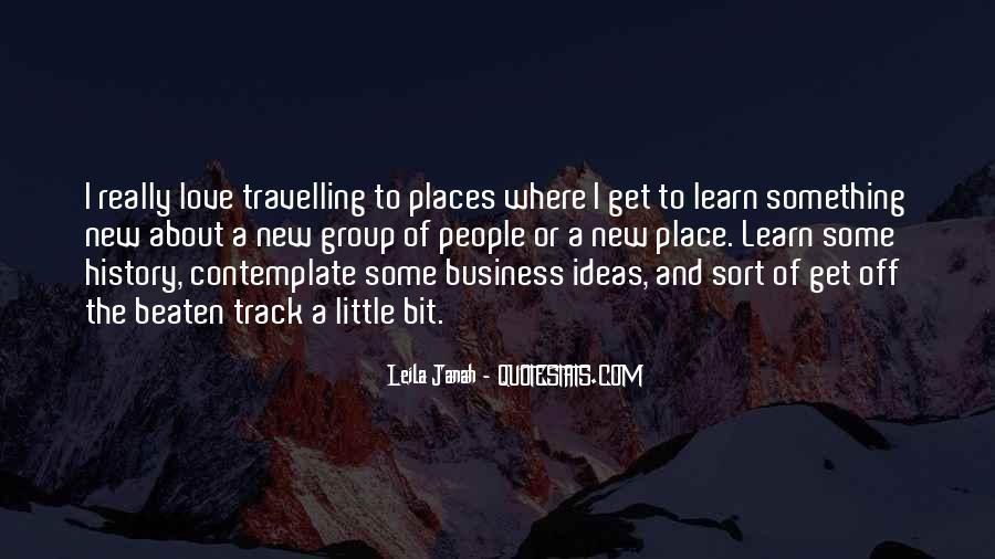 Leila Janah Quotes #173236