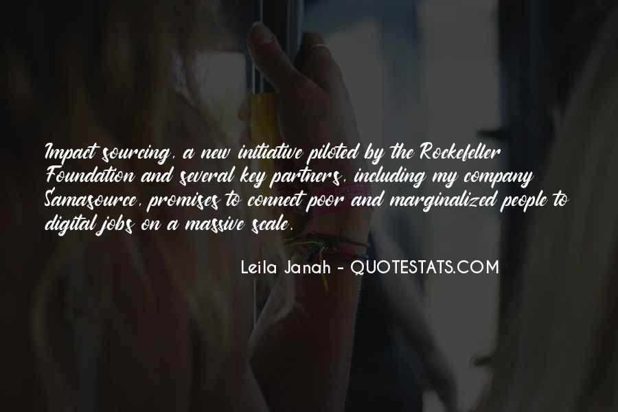 Leila Janah Quotes #1841482