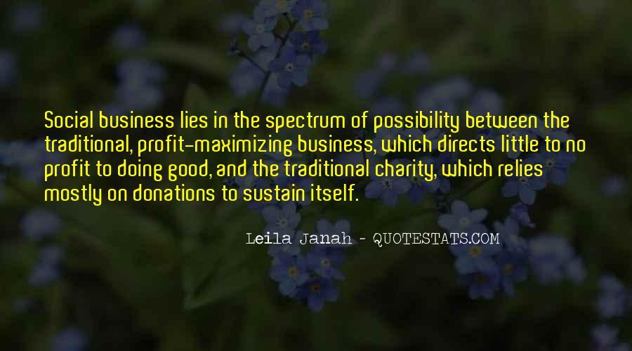 Leila Janah Quotes #374505