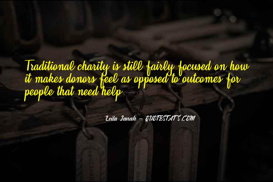 Leila Janah Quotes #376333
