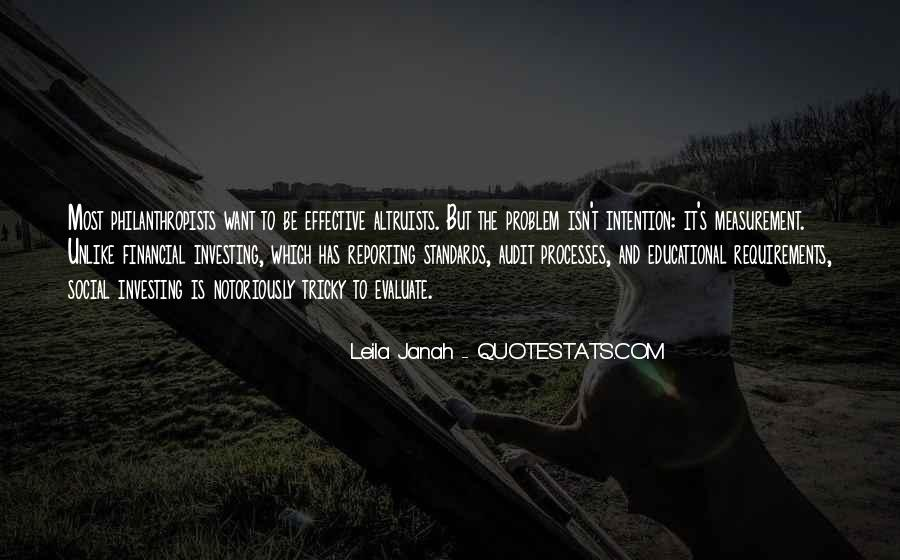 Leila Janah Quotes #412462