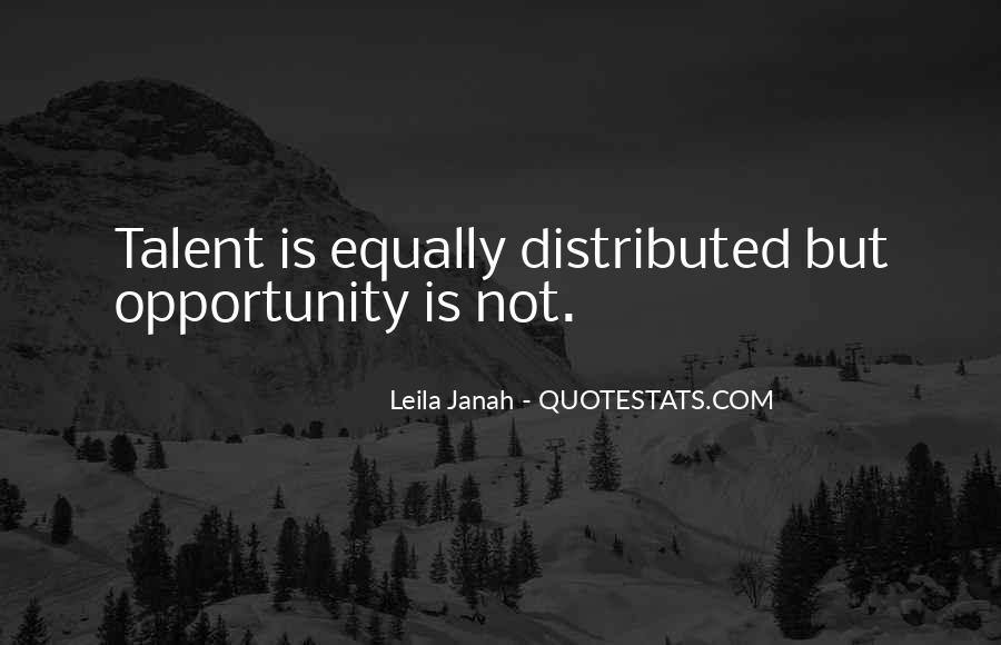 Leila Janah Quotes #43730