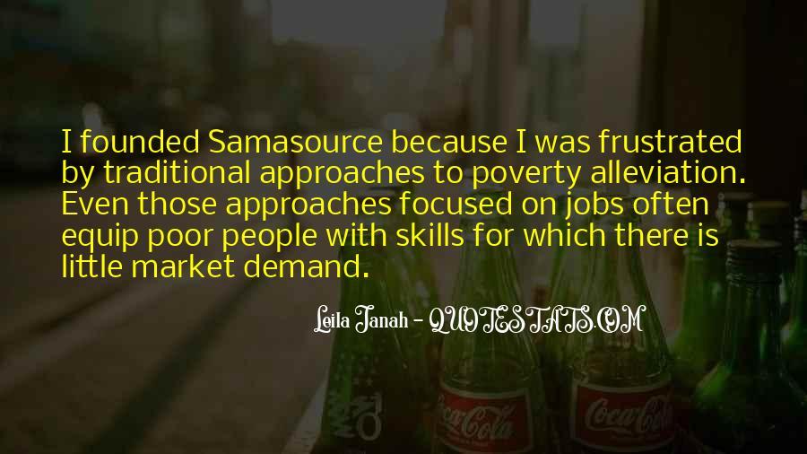 Leila Janah Quotes #488305