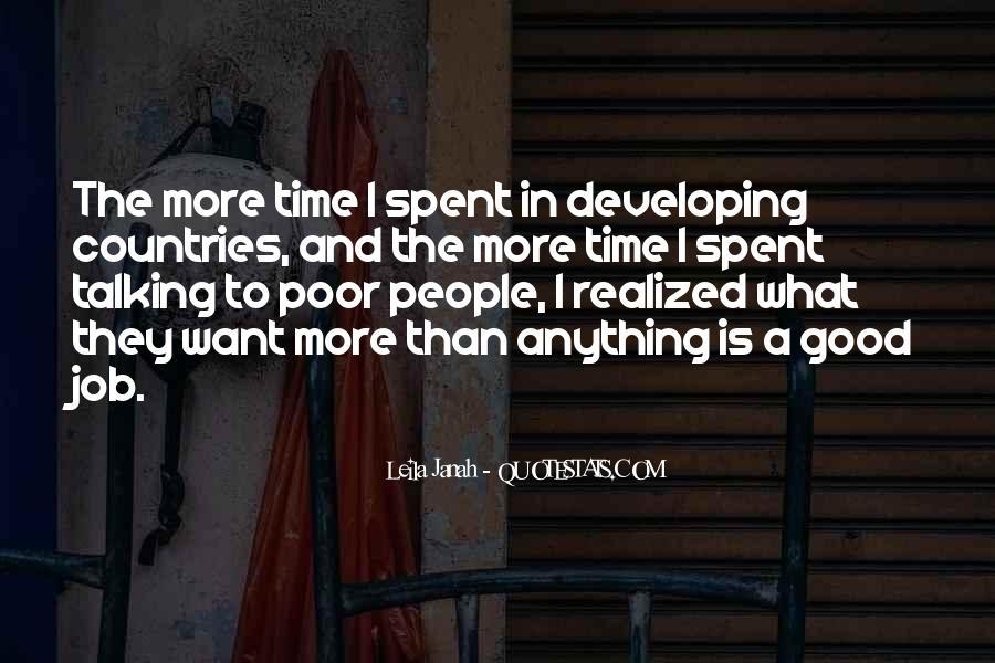 Leila Janah Quotes #497164