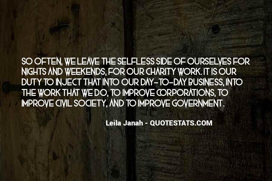 Leila Janah Quotes #50622