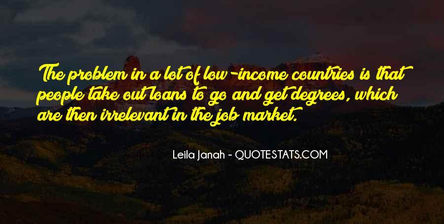 Leila Janah Quotes #524625