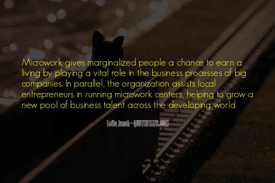 Leila Janah Quotes #530307