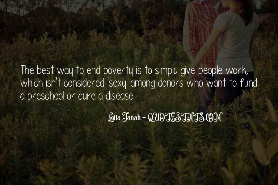 Leila Janah Quotes #734686