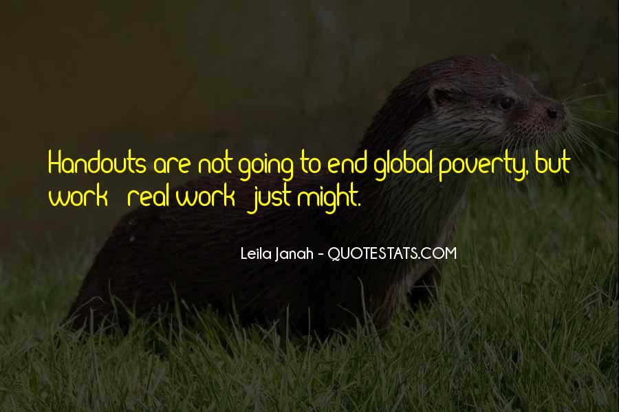 Leila Janah Quotes #786713