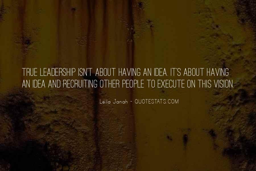 Leila Janah Quotes #798686