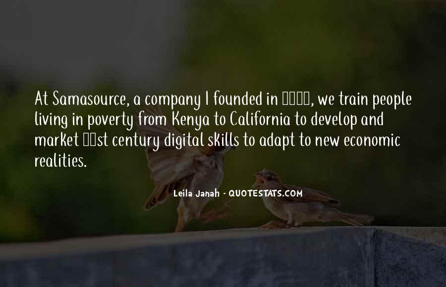 Leila Janah Quotes #889784