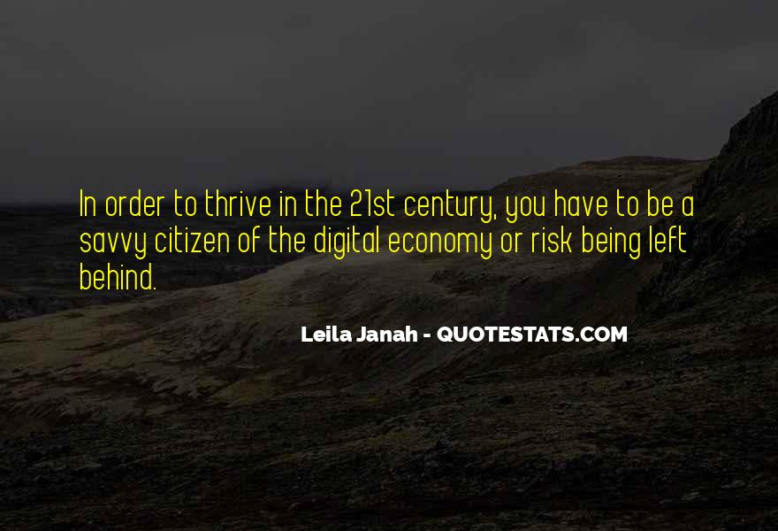 Leila Janah Quotes #957125