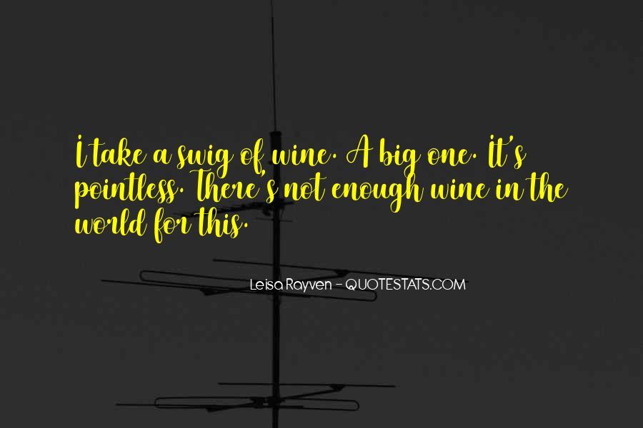 Leisa Rayven Quotes #1009103