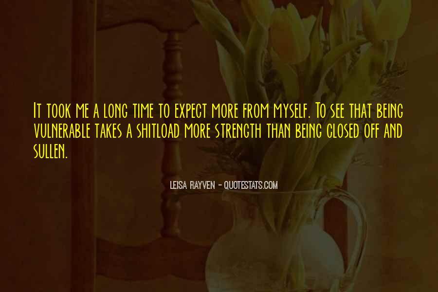 Leisa Rayven Quotes #1153417