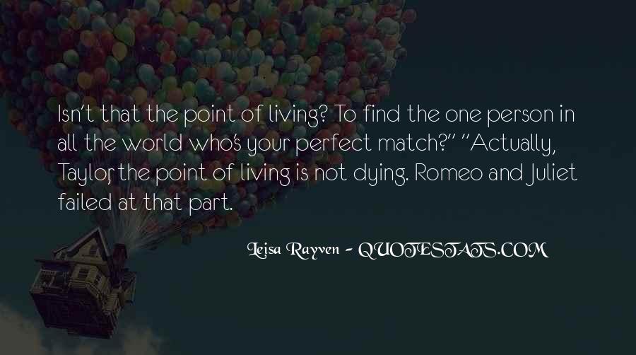 Leisa Rayven Quotes #1202934