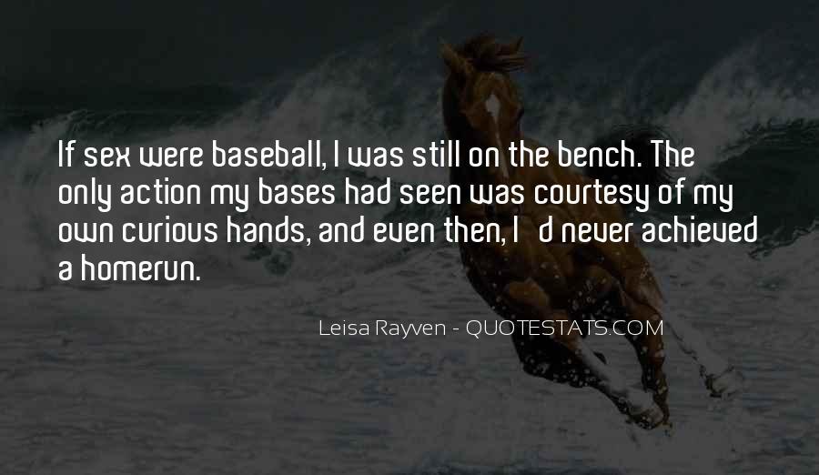 Leisa Rayven Quotes #125970