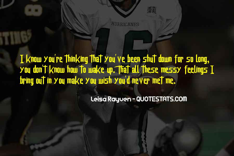 Leisa Rayven Quotes #1277843