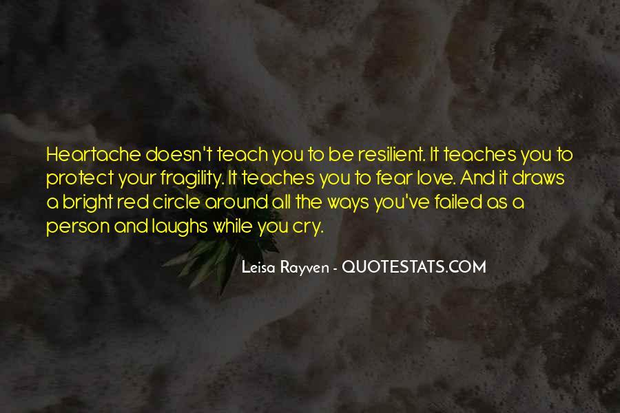 Leisa Rayven Quotes #1358965