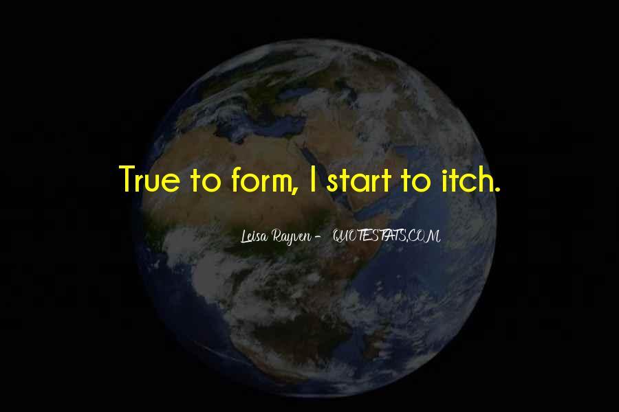 Leisa Rayven Quotes #1562891