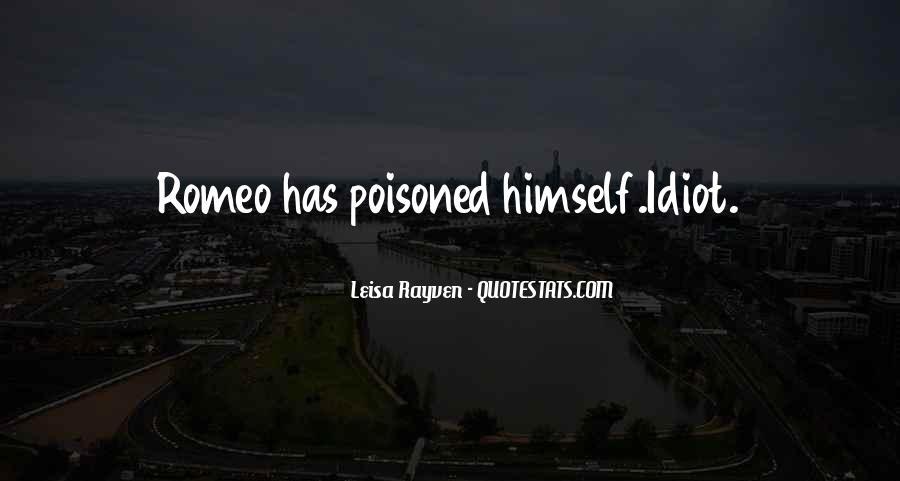 Leisa Rayven Quotes #1654810