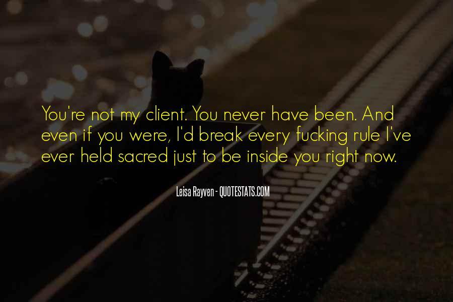 Leisa Rayven Quotes #167659