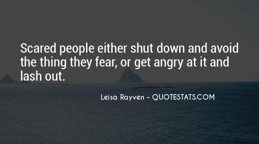Leisa Rayven Quotes #1761482