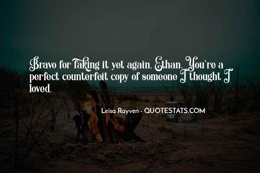 Leisa Rayven Quotes #1801576