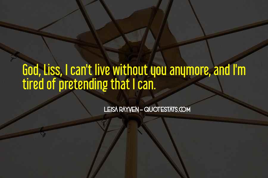 Leisa Rayven Quotes #1833125
