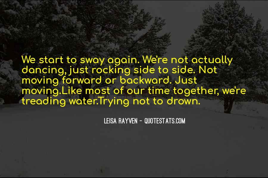 Leisa Rayven Quotes #1840635