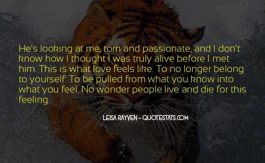 Leisa Rayven Quotes #303171