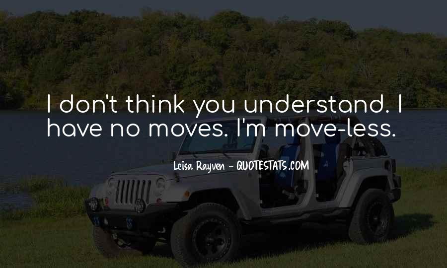Leisa Rayven Quotes #312278