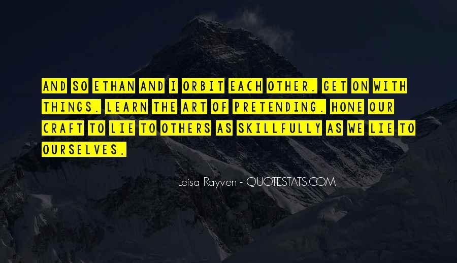 Leisa Rayven Quotes #371107