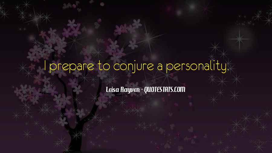 Leisa Rayven Quotes #394959