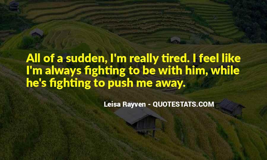 Leisa Rayven Quotes #489691