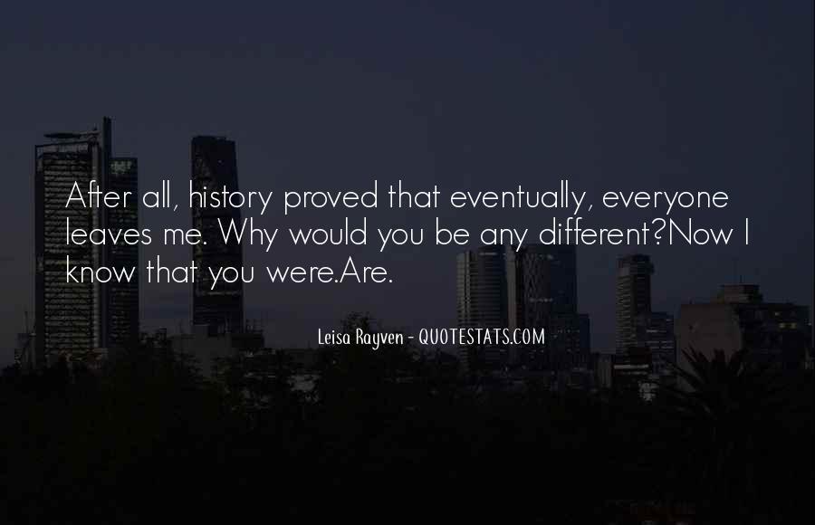 Leisa Rayven Quotes #523166
