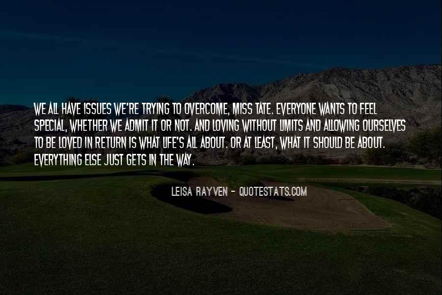 Leisa Rayven Quotes #683902