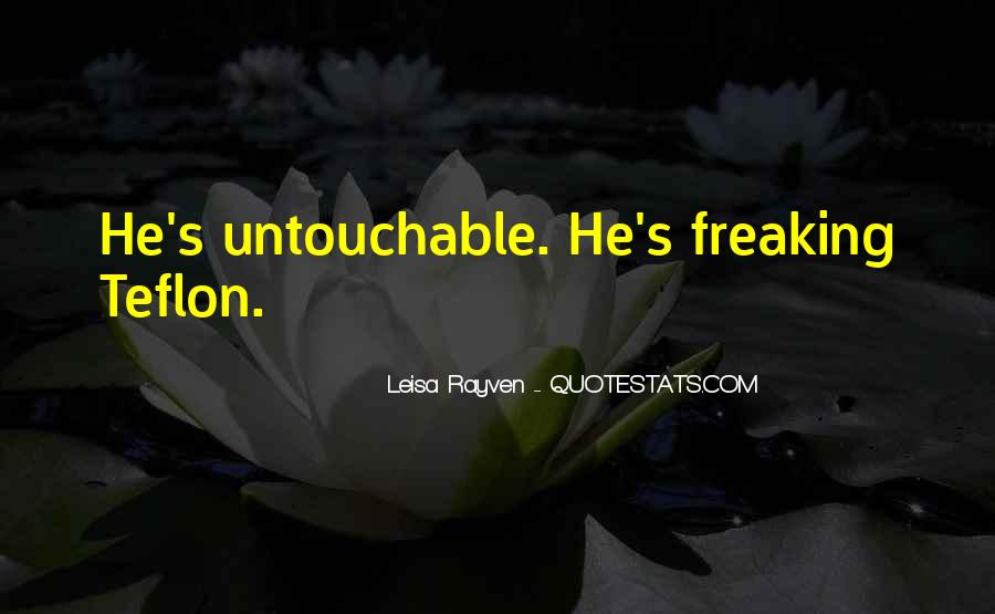 Leisa Rayven Quotes #70249