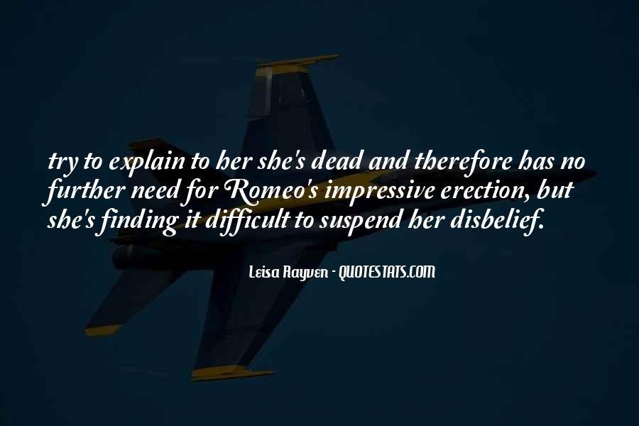 Leisa Rayven Quotes #756402