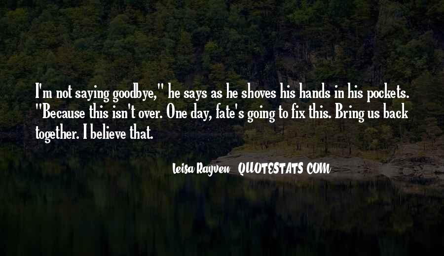 Leisa Rayven Quotes #765864