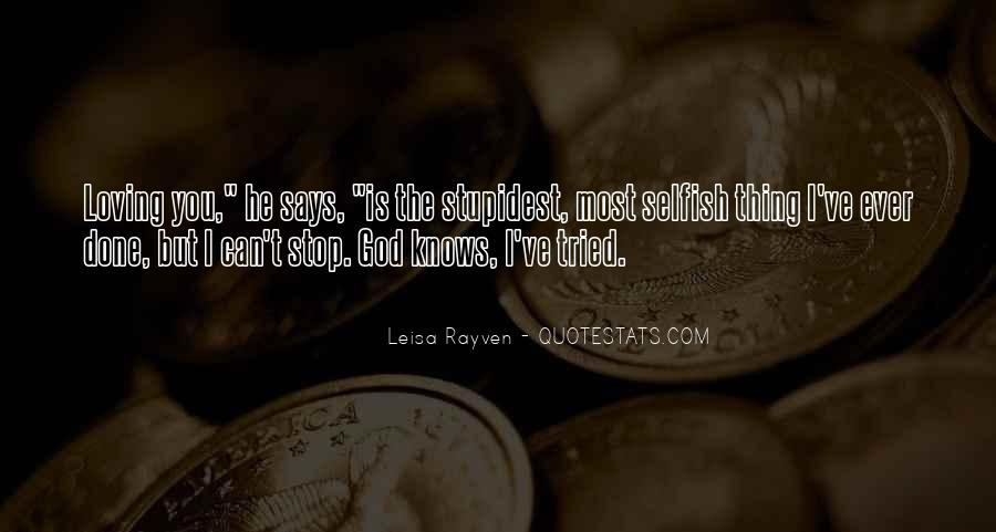 Leisa Rayven Quotes #903590
