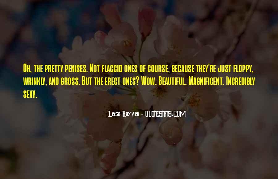 Leisa Rayven Quotes #907227