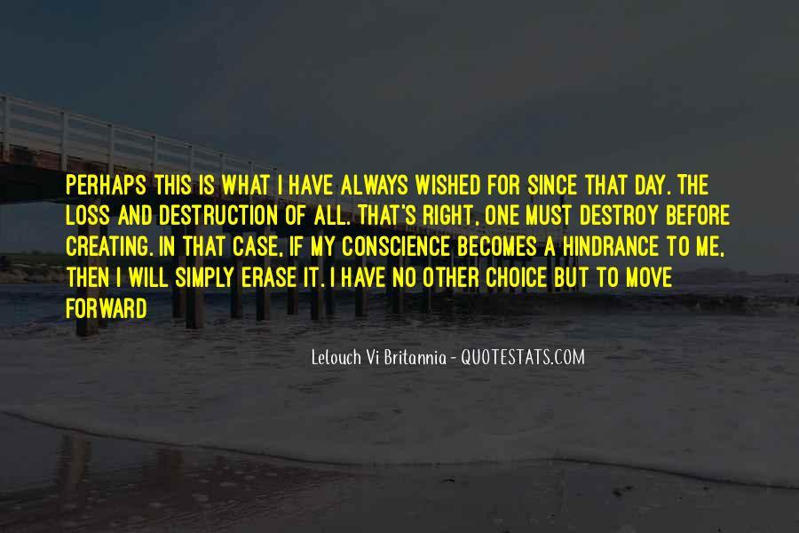 Lelouch Vi Britannia Quotes #1210956