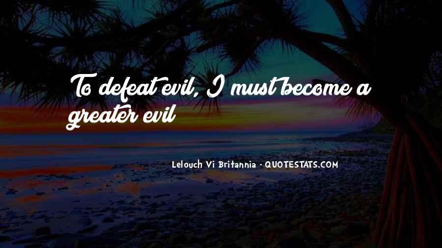 Lelouch Vi Britannia Quotes #369773